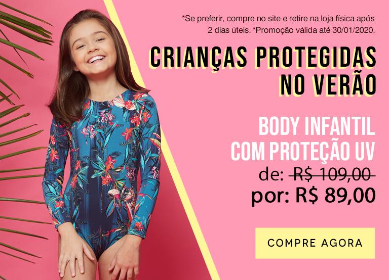 Promo - Body infantil mobile