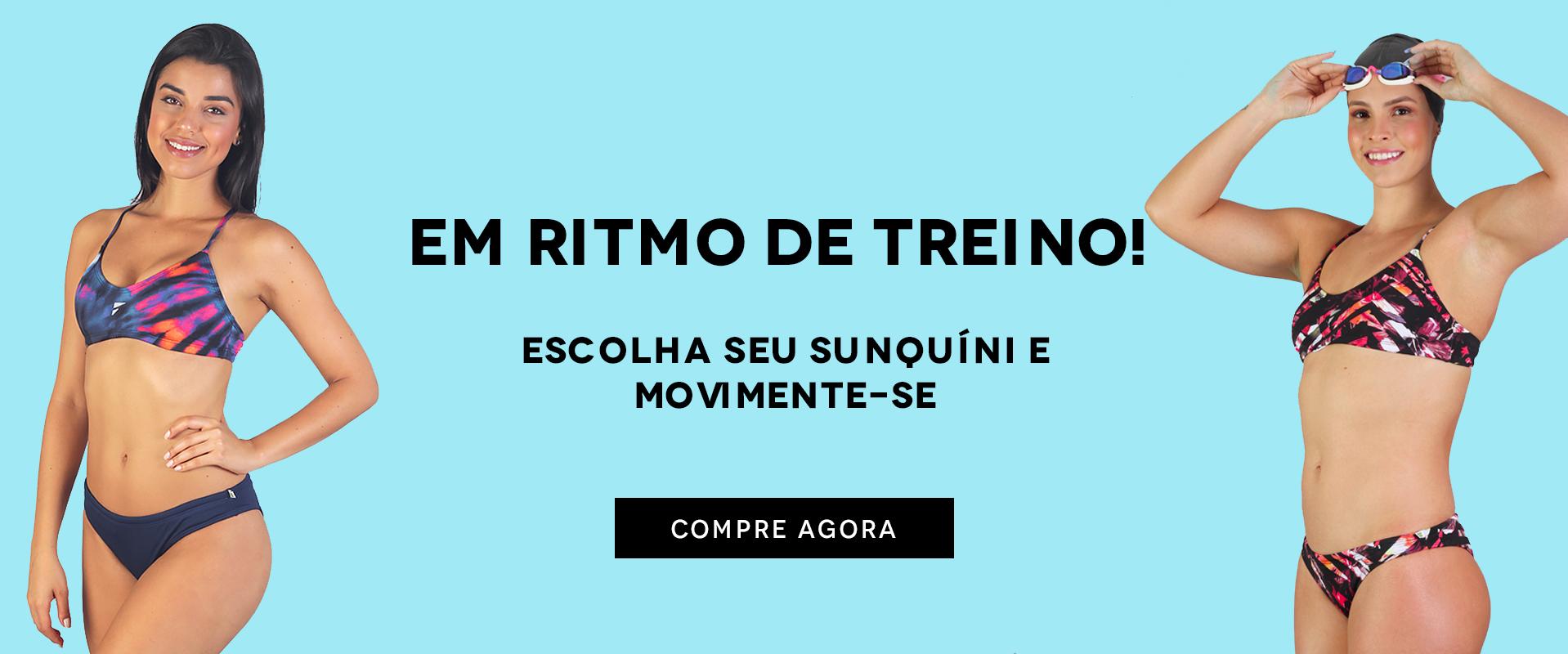 Banner Sunquini Treino