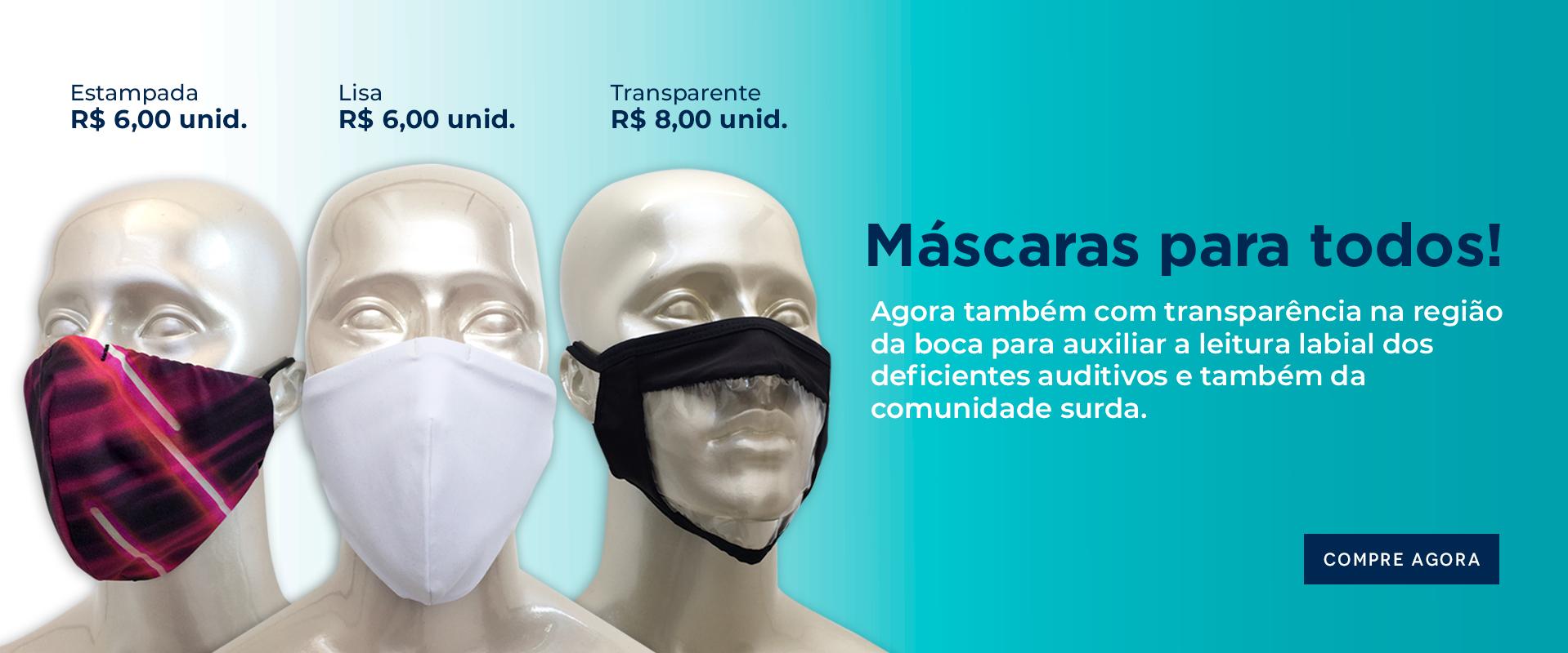 Mascara atributos