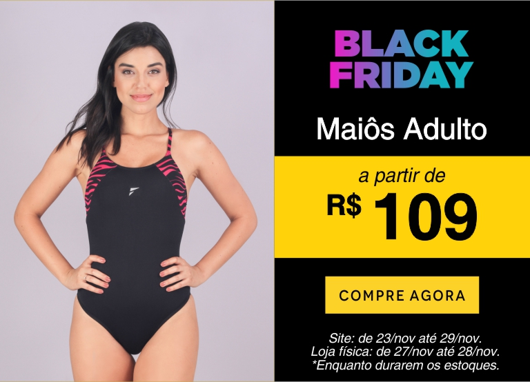 Maiôs 109 - Black Friday mobile