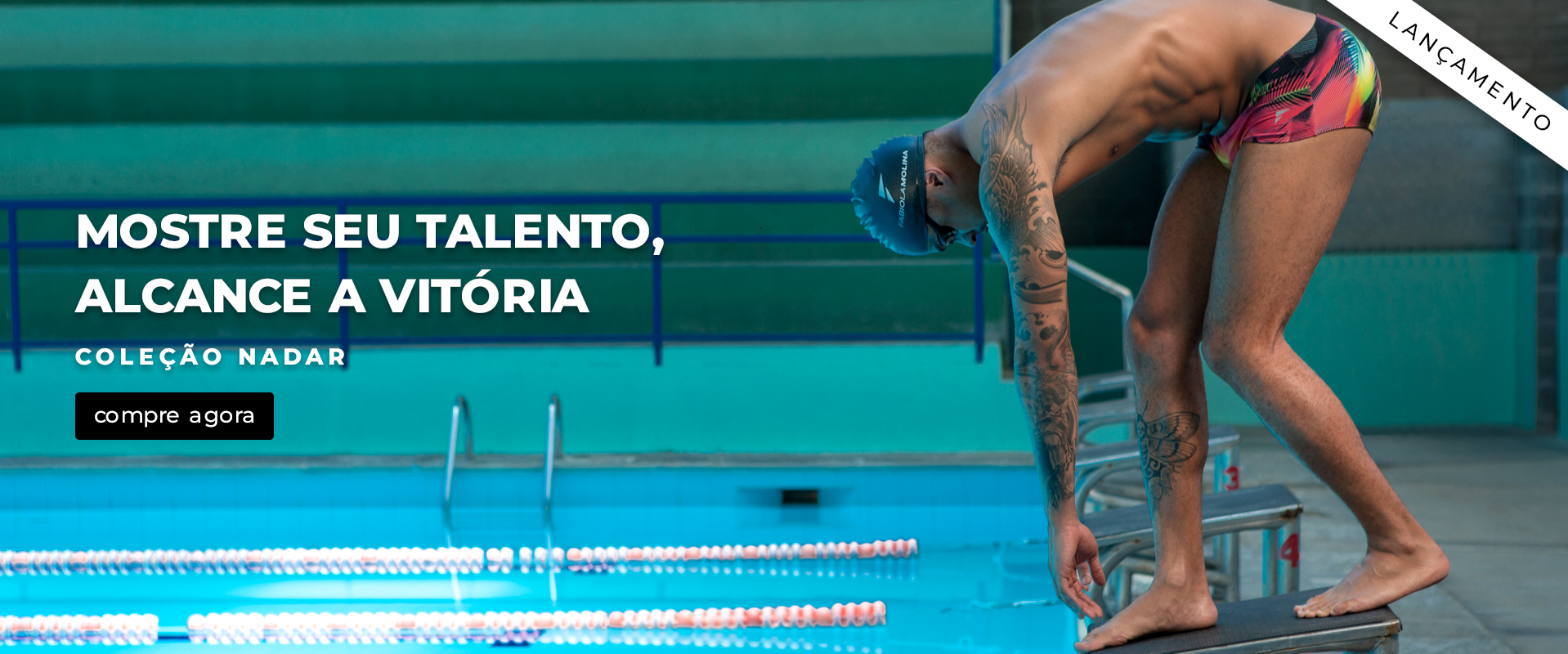 Coleção Nadar - Talento